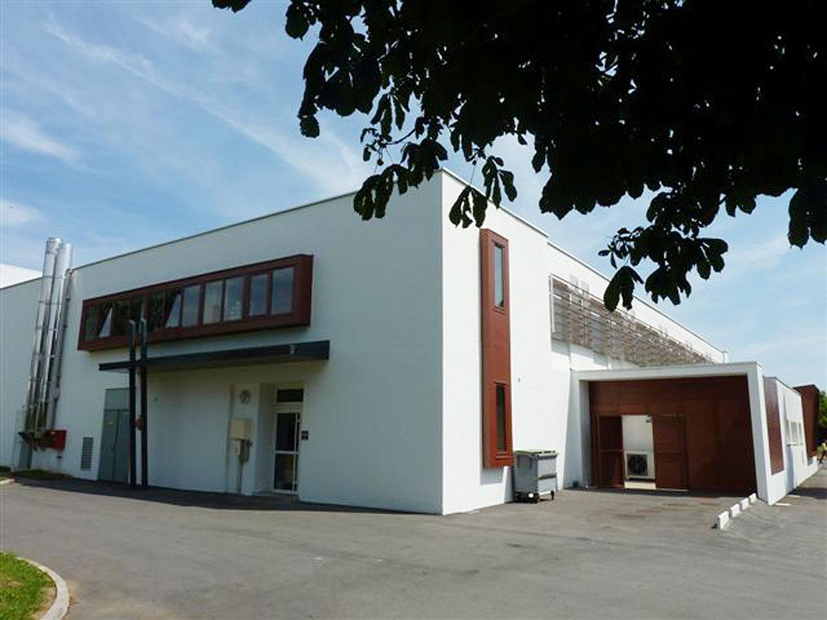 College couzinet defontaine construction for Leclerc meubles basse goulaine