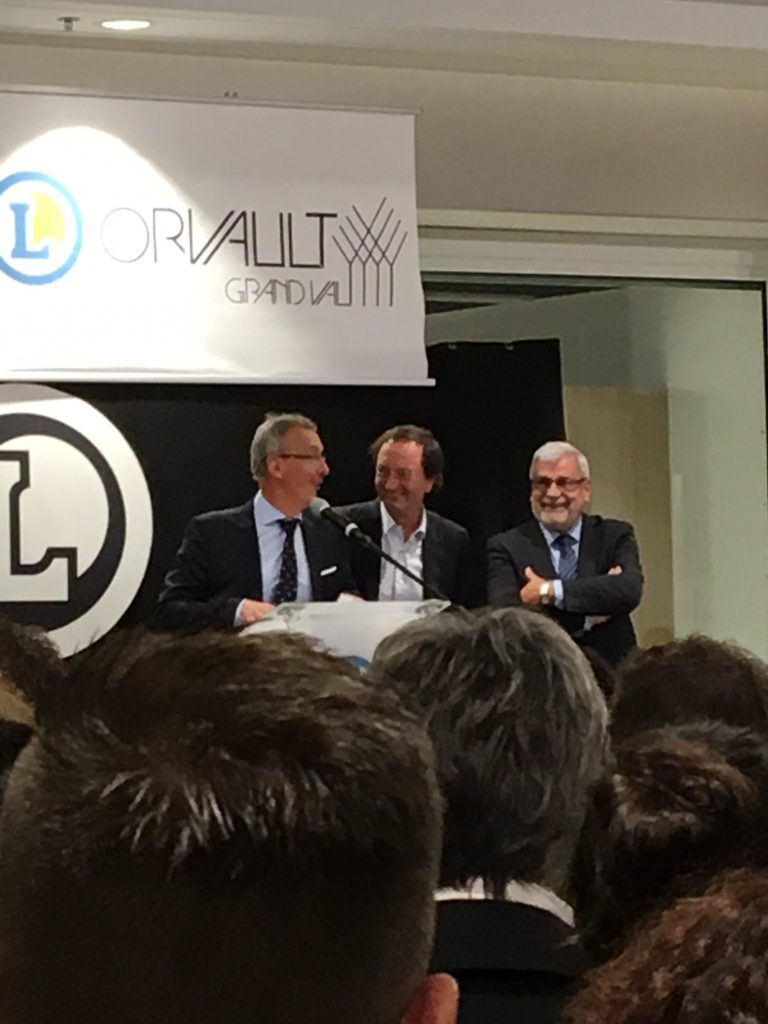 Inauguration Leclerc Orvault